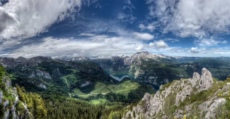 Top 10 de lagos de Europa