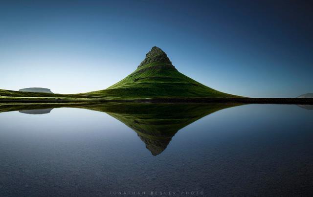 La montaña Kirkjufell