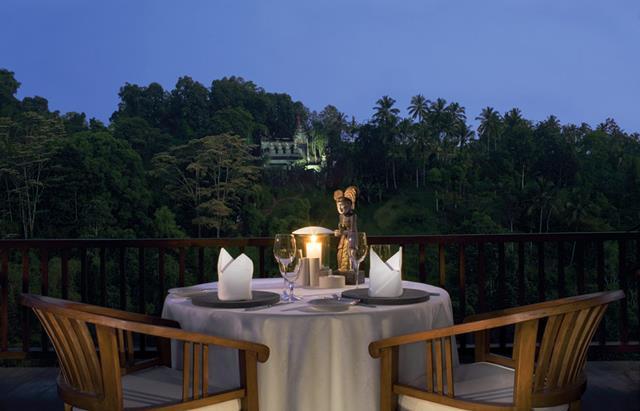Hoteles de lujo en Bali