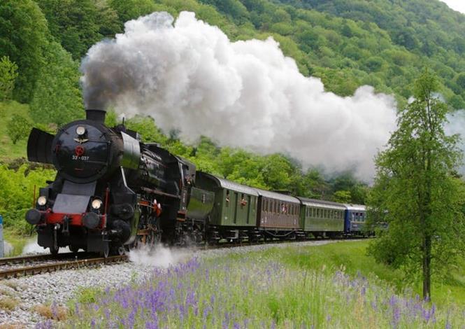 Bohinj Steam (Eslovenia)