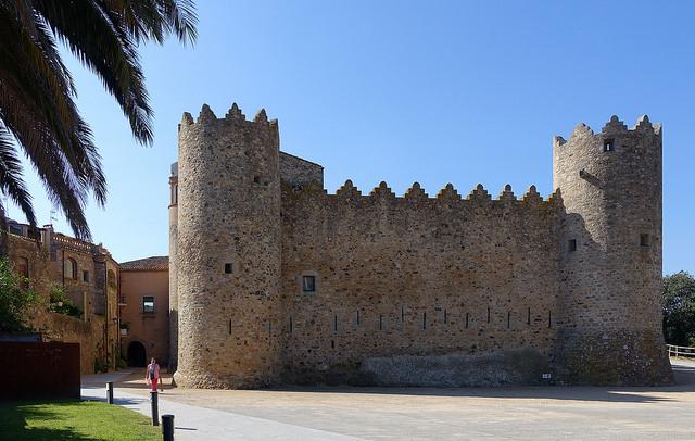 Castillo de Calonge