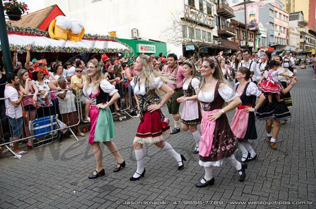 Oktoberfest en Múnich