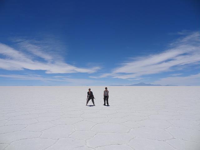 Uyuni en Bolivia
