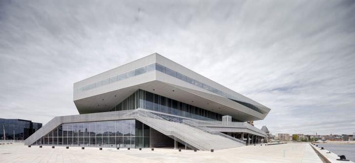 Biblioteca Dokk1, Dinamarca