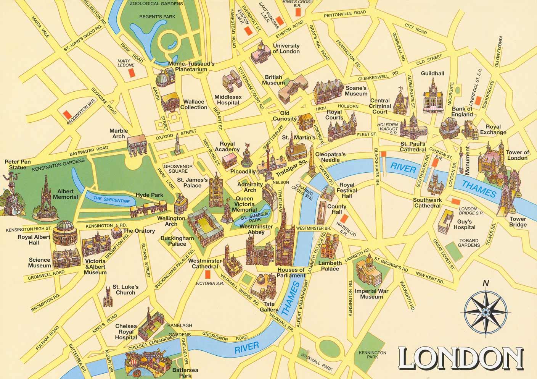 Mapa De Londres Pdf.Mapa Turistico Londres Pdf Mapa