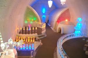 El Aurora Ice Museum