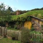 El pueblo de los Hobbits en Nueva Zelanda
