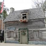 La Casa-Colegio más antigua de EEUU