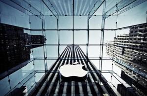 Tienda de apple en la quinta avenida de Nueva York
