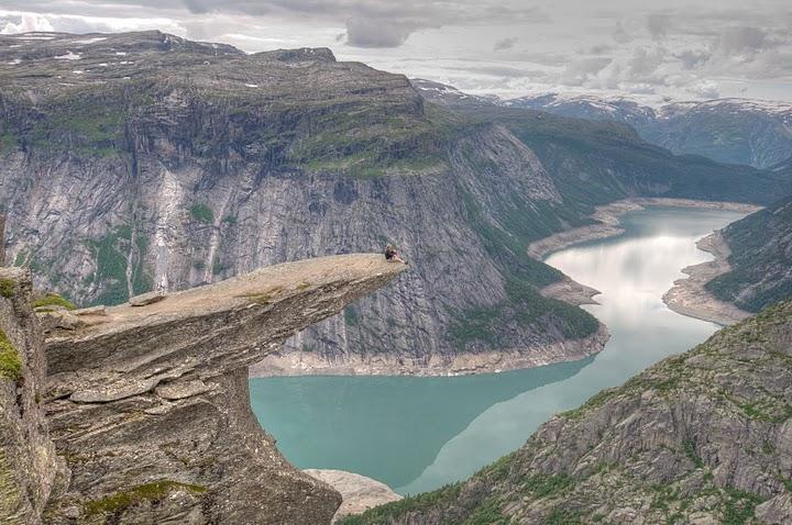 Odda en Noruega