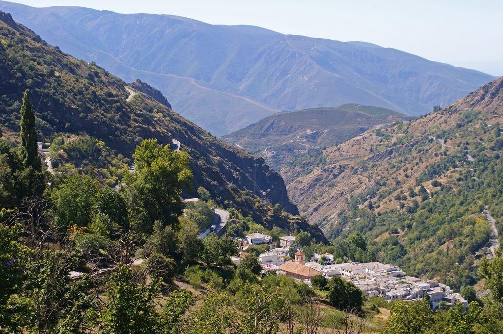 Pueblos con encanto de Andalucía