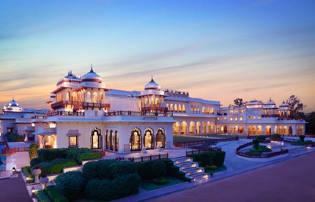 Rambagh Iindia) Top Resorts 2016
