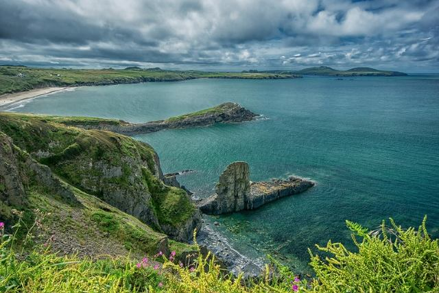 Ruta de la costa de Gales