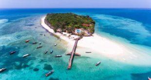 Zanzibar: prison island